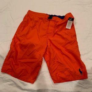 Polo swim shorts